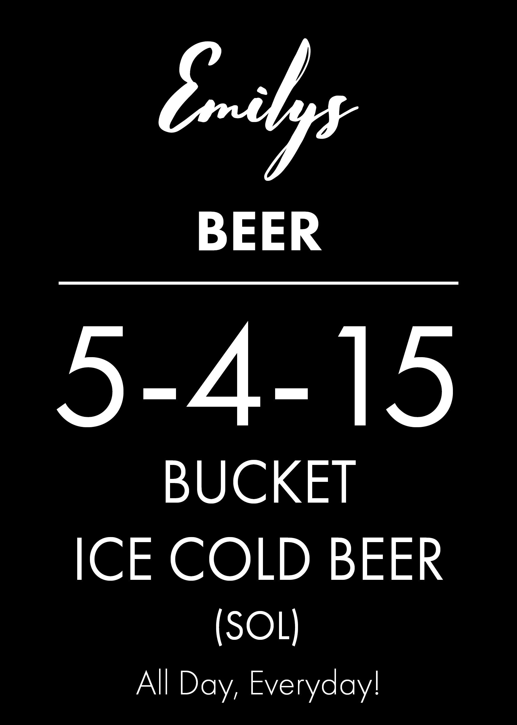 Beer 5-4-15